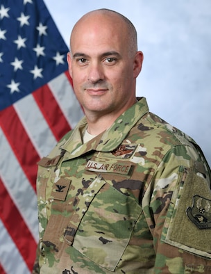 380th Air Expeditionary Wing Vice Commander
