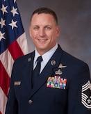 Robert Heckman, CMSgt, Superintendent