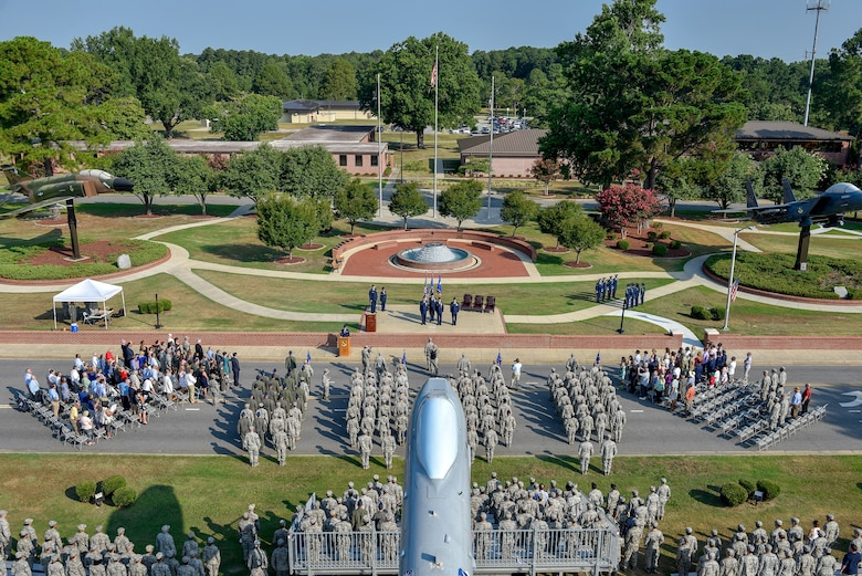 Col. Yates assumes commander of 4th Fighter Wing