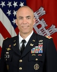 Official photo for Col. Sebastien P. Joly, the 53rd Commander of the U.S. Army Corps of Engineers Mobile District