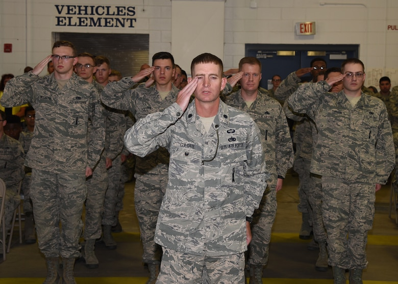 90th MXG Change of Command
