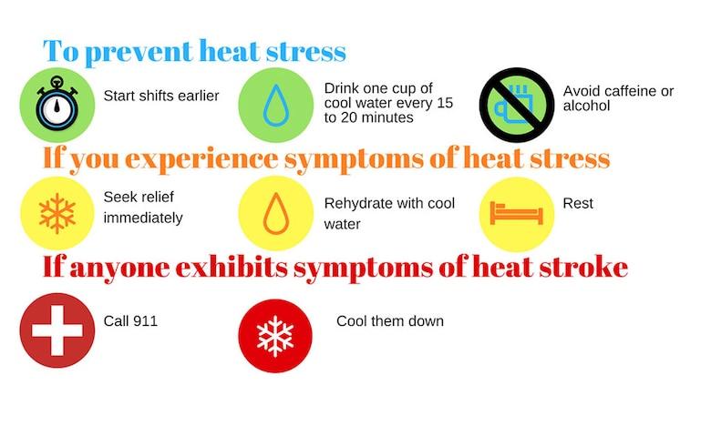 Managing Heat Stress