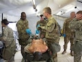 Hands-on training develops medics skills and readiness
