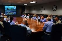Dobbins civic leaders explore MacDill AFB mission