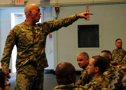 Celebrating 100 years with first regional warrant officer symposium