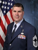 CHIEF MASTER SERGEANT JAMES K. GRAY II