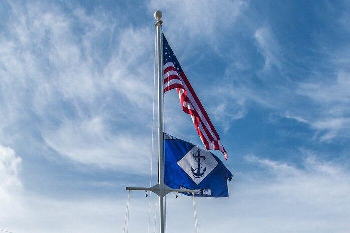 30th Naval Construction Regiment relocates to Guam