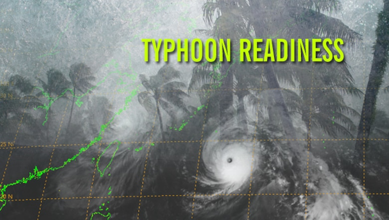 Typhoon readiness graphic