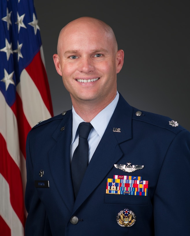 Lt. Col. John Berger, 321 st Air Mobility Operations Squadron commander, shares the power of resiliency and how his own resiliency helped him recover from being hit by a truck. (Courtesy Photo)