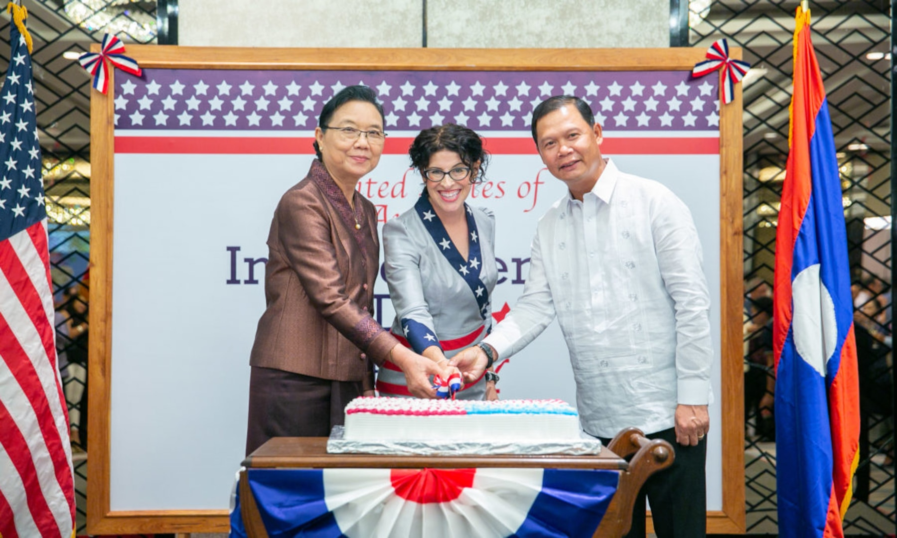 U.S. Embassy Celebrates Independence Day, Highlights Strong Bilateral Relations