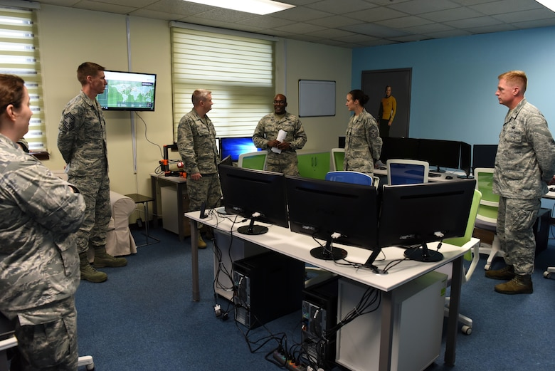The KIRC is the first military-focused innovation lab on the Korean peninsula, open 24/7 to allow Airmen access to high tech equipment and a relaxing environment designed to stimulate creativity.