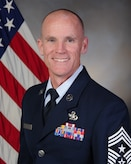 388th Fighter Wing Command Chief Master Sgt. Dan Taylor