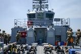 Coast Guard, Canadian EOD Specialists Train to Mitigate Maritime Threats