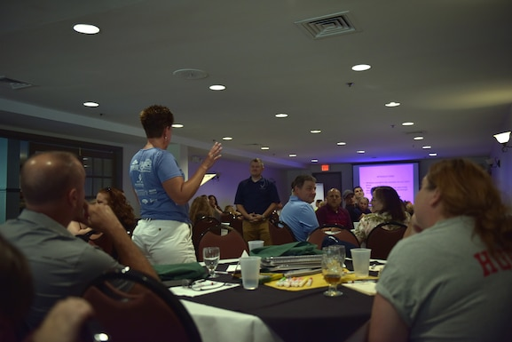 Families learn to strengthen relationships at Strong Bonds event