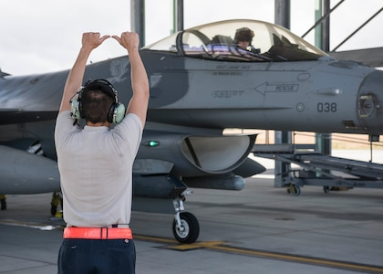 Weapons System Evaluation Program Tests 13th Fighter Squadron Weapons Capabilities