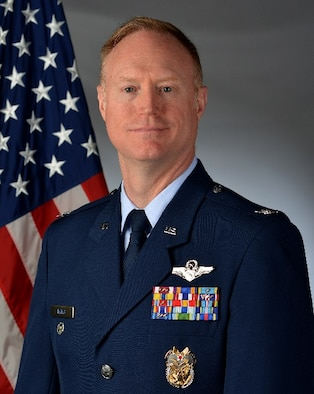 Colonel Gregory R. Lewis is the commander of the Western Air Defense Sector.