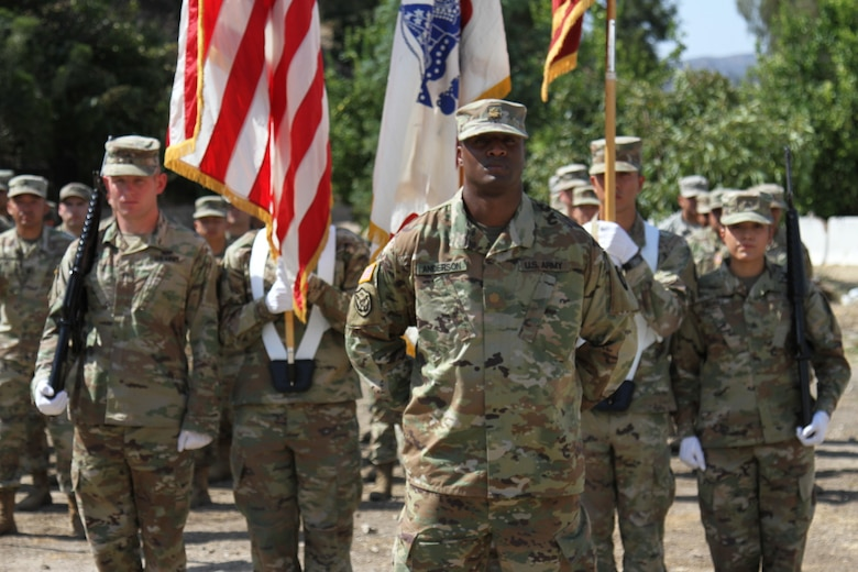 U.S. Army Reserve's 420th Movement Control Battalion ready to deploy