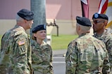 Krueger Assumes Command of Tripler Army Medical Center