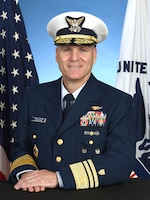 Photo of Vice Admiral Michael F. McAllister