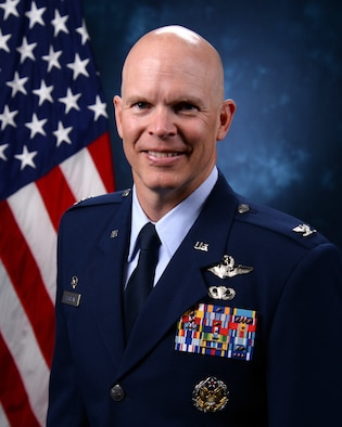 Col Thurston official photo