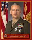 Colonel William C. Bentley III Commanding Officer, Marine Corps Installations National Capital Region – Marine Corps Base Quantico