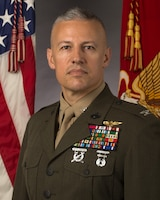 Colonel William C. Bentley III Commanding Officer, Marine Corps Installations National Capital Region – Marine Corps Base Quantico