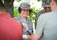 Airmen partner with AFA to serve local veterans