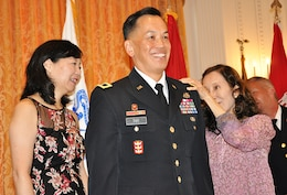 LRD Commander promoted to Major General