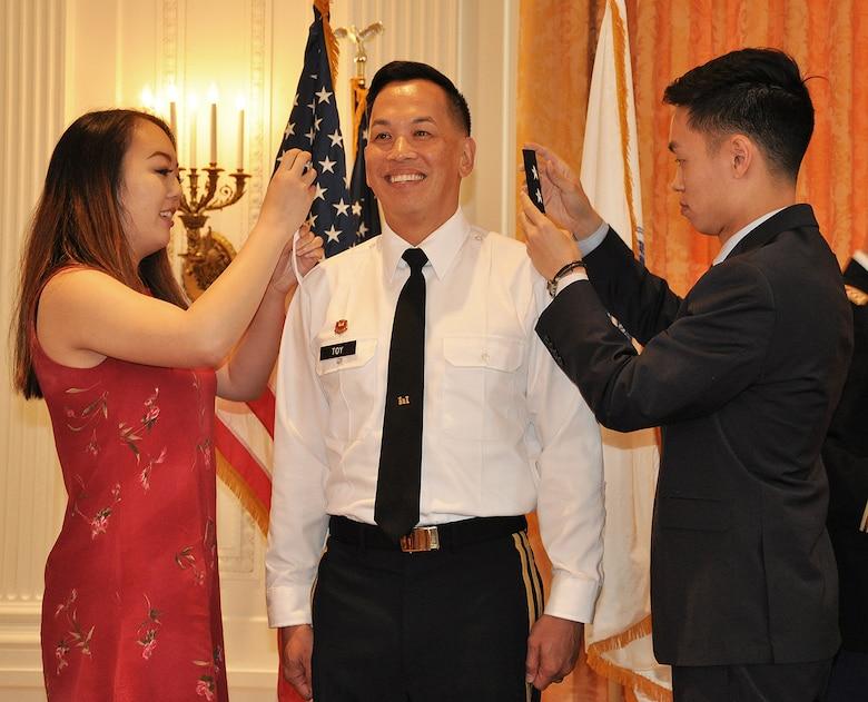 LRD Commander promoted to Major General