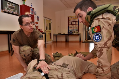 Saving lives through Tactical Combat Casualty Care
