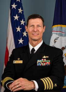 Captain Jeff Lock is the Commanding Officer of Surface Combat Systems Center.