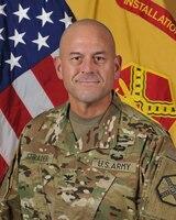 Col. Stephen Shrader, Fort Riley Garrison Commander
