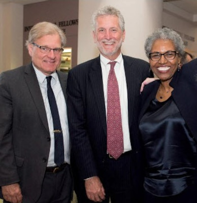 Ambassadors Dick Norland, Tom Krajeski and Joyce Barr