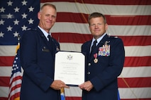 Col. Gates retires after 30 years of service