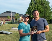 Medical dominates in Grissom's first annual corn-hole tournament
