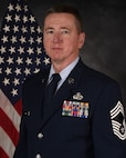Command photo of Chief Master Sergeant Tommy G. Rhodes
