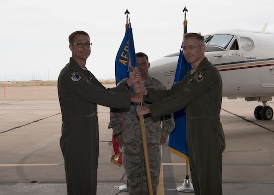 704 Change of Command