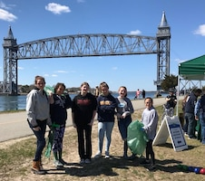 Earth Day 2018 at the Cape Cod Canal