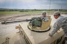 Army Reserve brigades host their first gunnery exercise; train nearly 400 Soldiers
