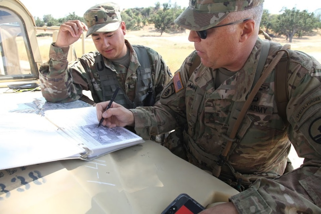 Master of disaster: Experience on display while training at CSTX