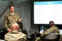 Public affairs officer strives to immortalize the Army's success