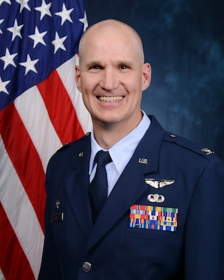 Col. Thomas W. Stamp official photo