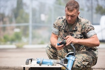 The evolution of communications in the Marine Corps