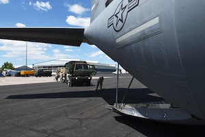 Cascadia Airlift Exercise