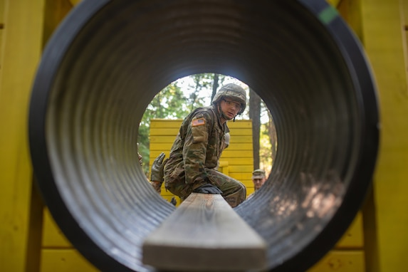Army Reserve NCOs prepare cadets for leadership success