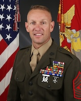 Sergeant Major Goodyear