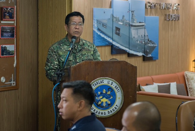 US, Philippines conclude Maritime Training Activity Sama Sama