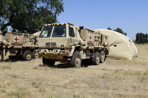 Army Reserve vehicle transforms chemical-attack response