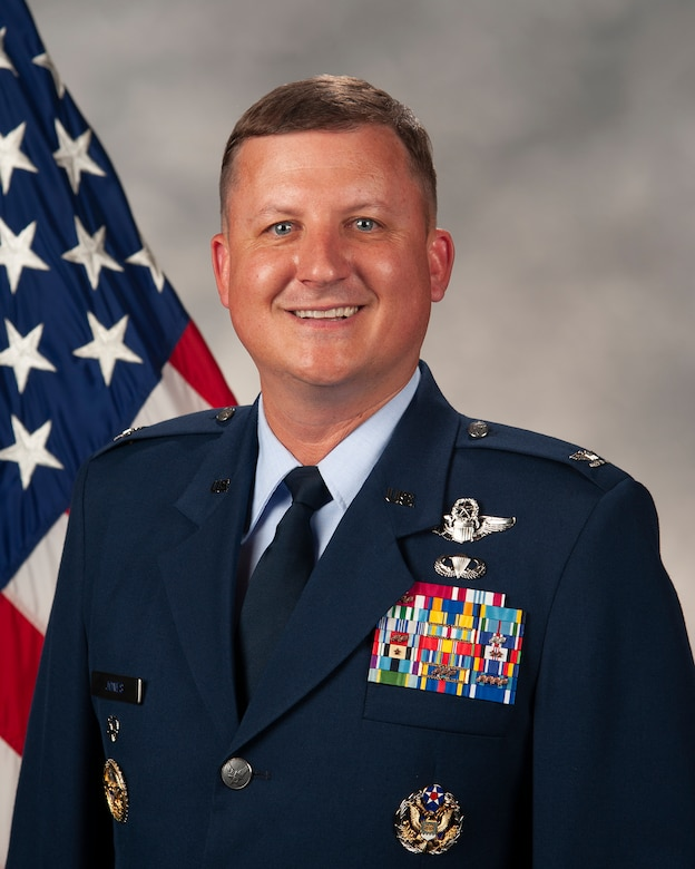 Colonel Matthew E. Jones is the Vice Commander, 436th Airlift Wing, Dover Air Force Base, Del. He is responsible for the combined C-5 and C-17 wing providing worldwide movement of high-priority personnel and cargo. Dover AFB is home to the Air Force Mortuary Affairs Operations, the Department of Defense's largest aerial port and the Air Mobility Command Museum. (courtesy photo)