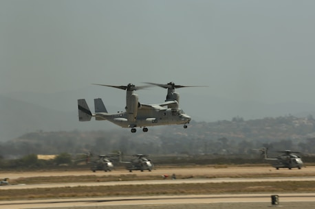 VMM-166 Homecoming